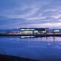 Здание администрации завода BMW. Лейпциг