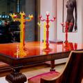 Стол, стул и подсвечники Sawaya&Moroni, фотография Антон Ланге