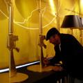 """Филипп Старк посетил галерею """"ROOM"""""""